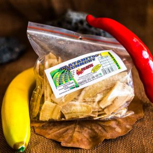 Canary Gourmet Fried Bananas
